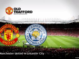 Gambar Jadwal Siaran Pertandingan MU vs Leicester City