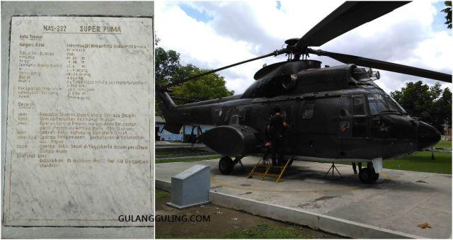 Helikopter Super Puma
