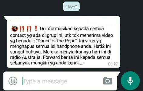 gambar-pesan-hoax-dance-of-pope-whatsapp