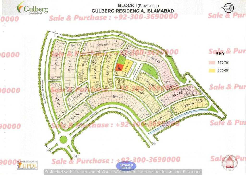 Gulberg Residencia Islamabad Block I