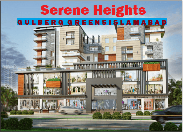 gulberg greens serene heights