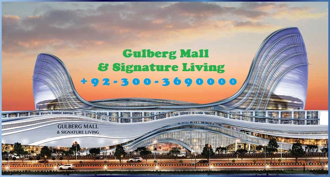 Gulberg Mall & Signature Living