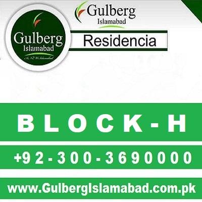 Gulberg Residencia Block H