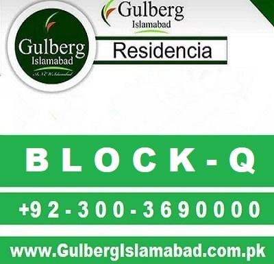 gulberg residencia block q