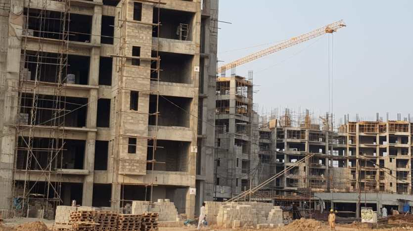 gulberg drean heights construction updates 01