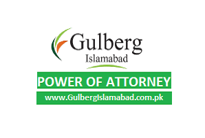 Gulberg Islamabad Power of Attorney