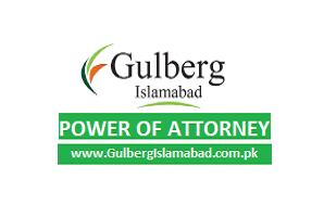 Gulberg Islamabad Power of Attorney