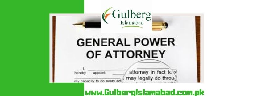 Gulberg (IBECHS) Islamabad Power of Attorney