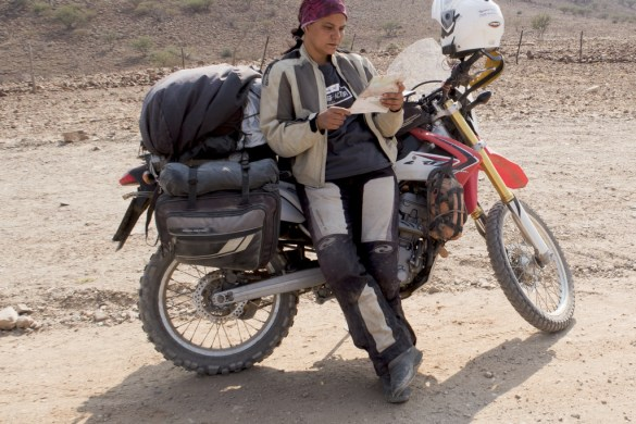 women rider
