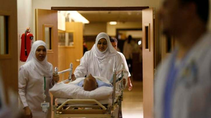 Saudi Arabia outlines dress code for hospital workers