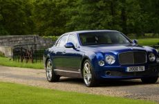 Review: Bentley Mulsanne