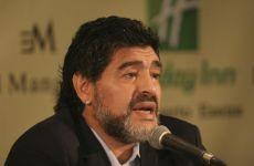 Maradona Appointed Dubai Sports Ambassador