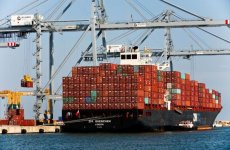 DP World's Terminal Volumes Drop Slightly