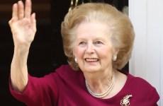 Former UK Prime Minister Margaret Thatcher Dies