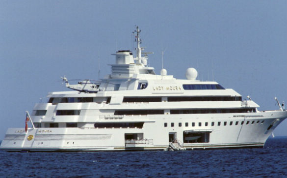 The 10 Most Expensive Yachts In The World Gulf Business