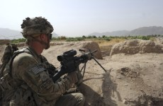 Pentagon Cuts Gulf From U.S. Troops' Danger Pay