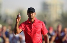 Tiger Woods To Begin Season In Abu Dhabi