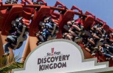 Six Flags plans world's biggest roller coaster in Dubai