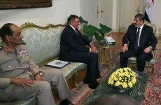 Mursi Orders Military Chief To Retire
