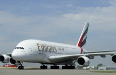 Emirates receives first A380 powered by Rolls-Royce engine