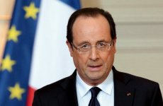 France's Hollande In UAE Visit For Total