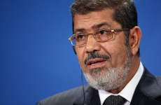 Egypt Announces Criminal Investigation Of Mursi