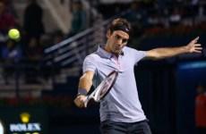 Federer And Djokovic Power Through In Dubai
