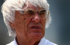 F1's Bernie Ecclestone Willing To Meet Bahrain Opposition