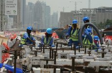 UAE to start midday work ban next week