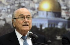 Blatter Backs Qatar, Says Criticism Is Unfair