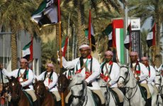Pictures: UAE National Day Celebrations In Dubai