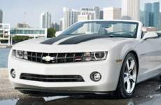 Review: Camaro SS