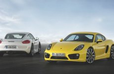 Car Review: Porsche Cayman GTS