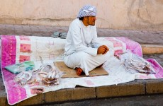 Oman bans expats from working as street vendors
