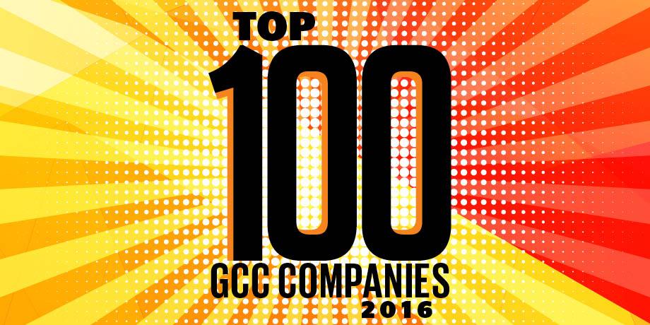 Top 100 GCC Companies 2016 - Gulf Business