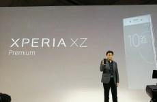 Sony unveils new 4K smartphone