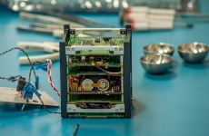 Video: UAE's first nanosatellite successfully launched into space