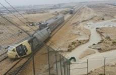 Floods cause train to derail near Saudi's Dammam, injuring 18