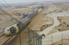 Floods cause train to derail near Saudi's Dammam, injuring 18