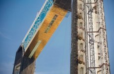 Dubai Frame to open next week