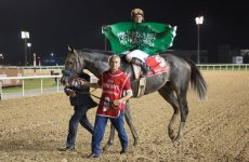 Saudi-owned Arrogate wins Dubai World Cup