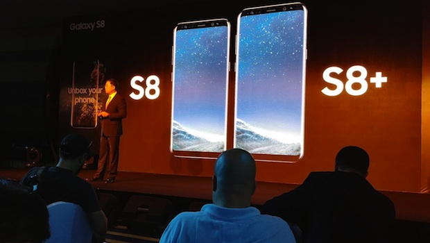 Samsung launches Galaxy S8 and S8 Plus in the UAE - Gulf