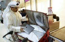 Kuwait Airways, Royal Jordanian see US laptop ban lifted