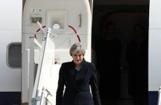 UK PM Theresa May to raise 'hard issues' with Saudi Arabia