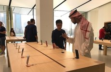 Pictures, video: Apple store Dubai Mall to offer free music, photo training sessions