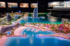 Dubai launches mega Dhs6.3bn tourism project featuring two islands next to Burj Al Arab
