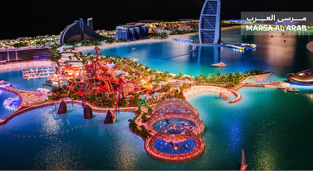 Dubai Launches $1.7 Billion Mega Tourism Project Near Burj Al-Arab