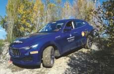 Car review: Maserati Levanté