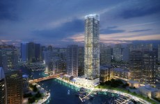 Main construction contract awarded for Stella Maris project at Dubai Marina