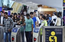 Dubai metro services disrupted